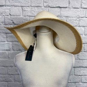 Brooks Brothers woven summer hat
